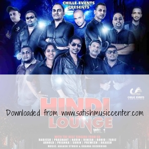 HINDI LOUNGE VOL.1 FRONT
