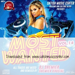 MOST WANTED VOL.14 FRONT