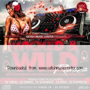 WICKED & WILD VOL.1 FRONT