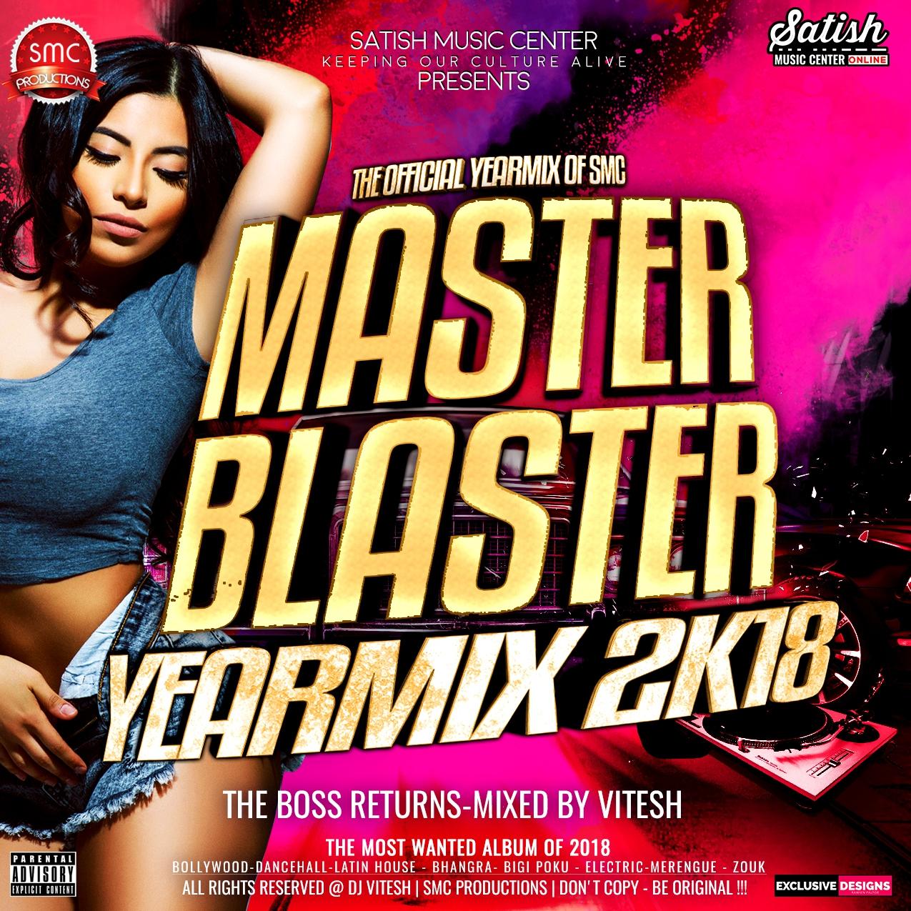 master blaster 2018